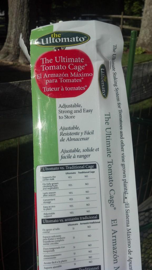 Ultomato Tomato Cage