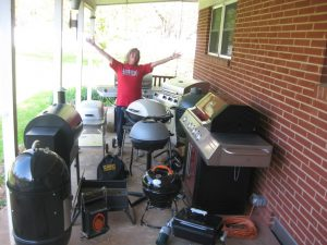 Grill Girl & Barbecue Master Cyndi Allison