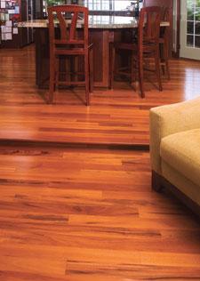 flooring jatobá wood