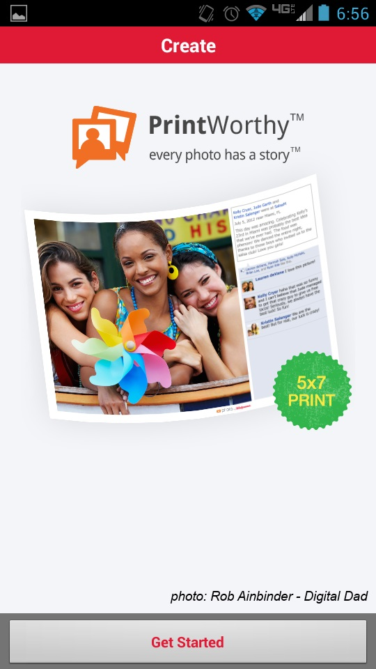 Walgreen's PrintWorthy Photo Service – Show your photos some love