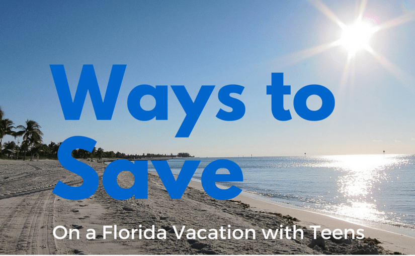 Ways to Save Money on a Florida Vacation Trip