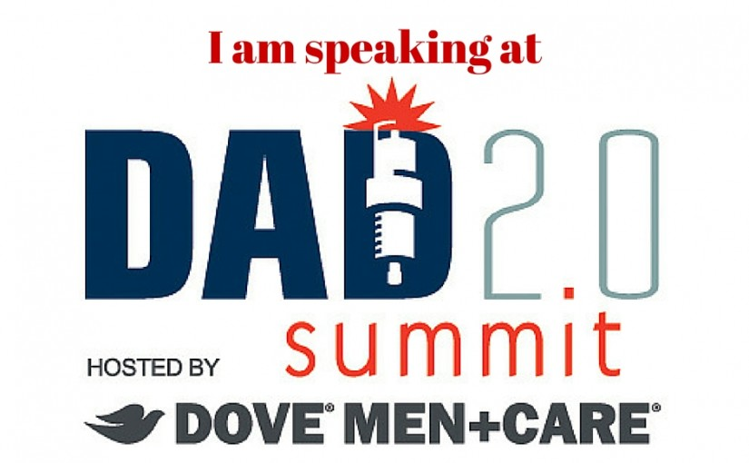 I am Speaking at Dad 2.0 Summit 2016 in Washington, D.C.