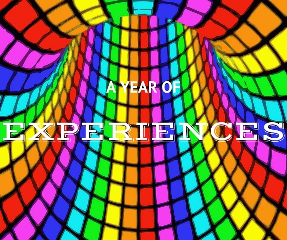 Experience 2016 Blogpost