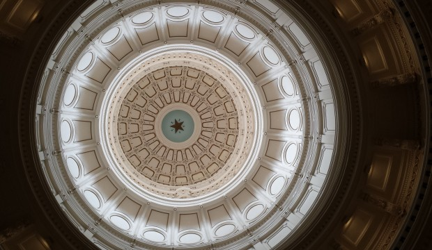 Inside the Capitol, Austin, TX