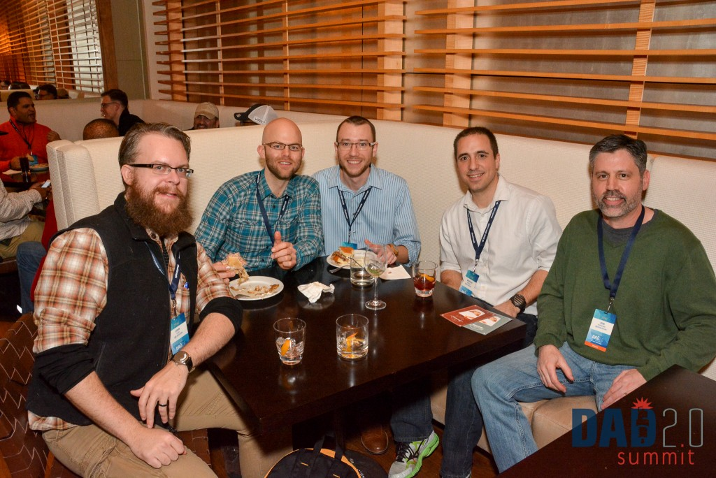 Bourbon at Dad 2.0 Summit 2016