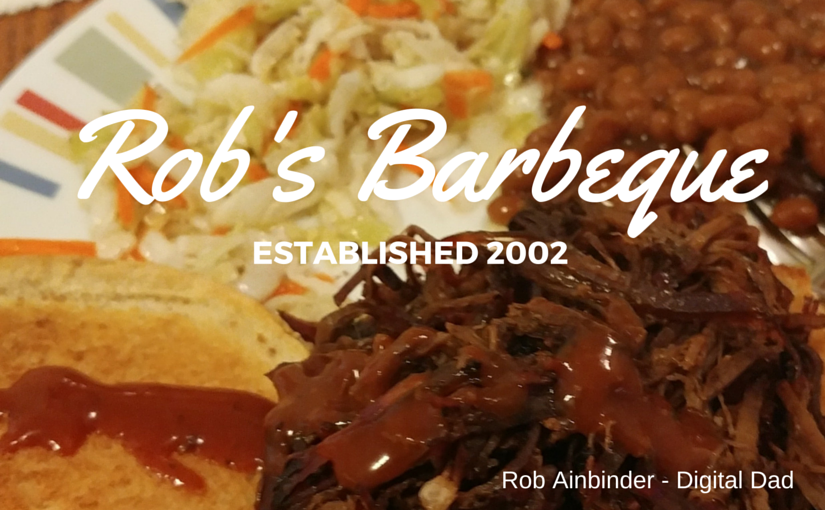 Barbeque or, Barbecue it's All Good (a Personal History)