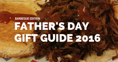 Father's Day Gift Guide 2016 – Barbeque Edition
