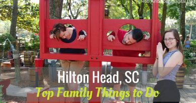 Weekend In Hilton Head and Parris Island with Our New Marine + Top Family Things to Do