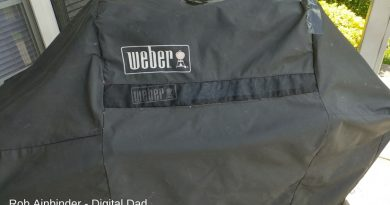 How to Repair a Weber Grill Cover with Gorilla Tape
