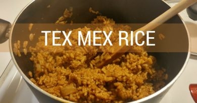 Tex Mex Rice Recipe – Cleaner & Healthier