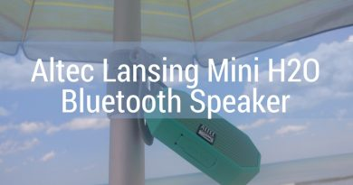 Review of Altec Lansing Mini H2O Bluetooth Speaker – Ultimate Beach Gear