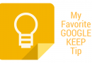Top Tip for Google Keep: Location Based Reminders