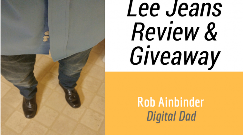 Jeans for Me & For You, Too! Jeans (or Khakis) for Guys a Giveway