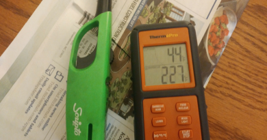 Thermopro TP-08 Wireless Remote Dual Probe Thermometer Review