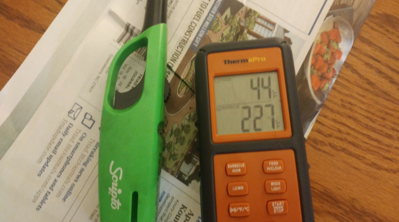Thermopro TP-08 Wireless Remote Dual Probe Thermometer Review for Barbeque Smoker