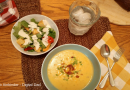 Getting a Teen Involved with Family Dinners with Idahoan® Premium Steakhouse® Potato Soups