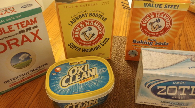 The Best Super Easy & Cheap One-Step Homemade Laundry Detergent
