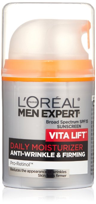Loreal Paris Men Expert Vita Lift Anti Wrinkle Moisturizer