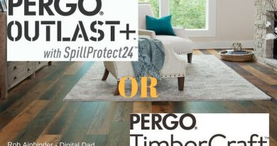 Pergo Timbercraft vs Pergo Outlast : Know the Differences?