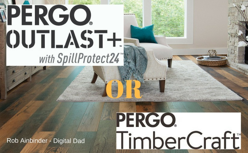 Pergo Timbercraft Vs Outlast