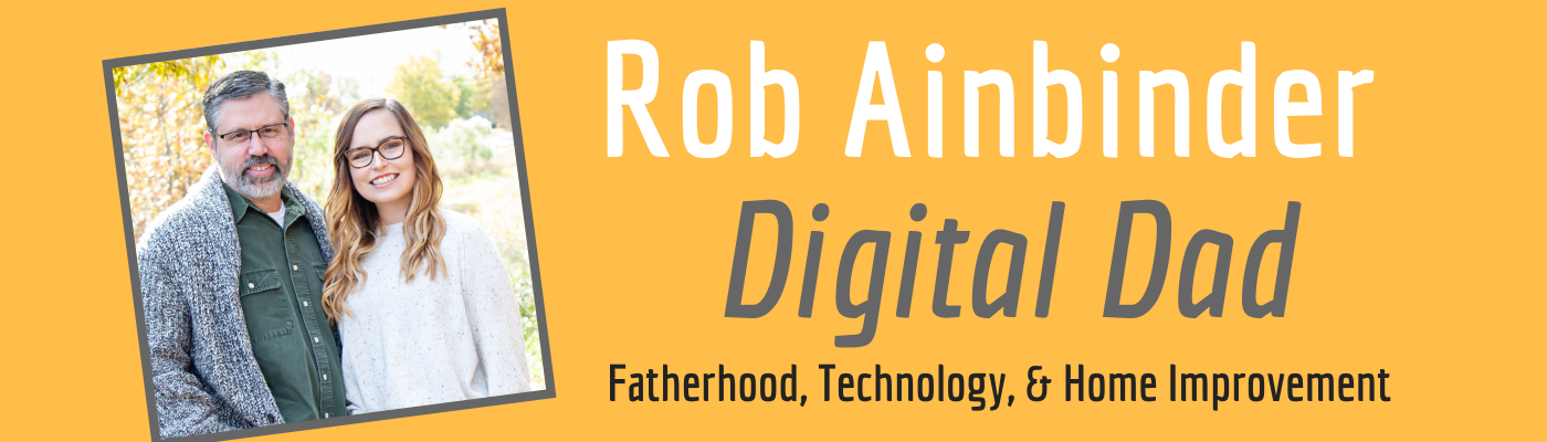 Rob Ainbinder – Digital Dad